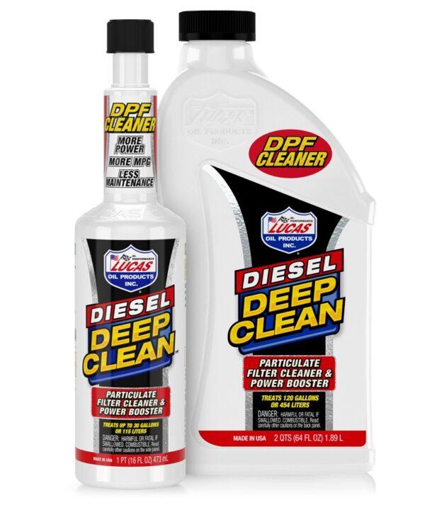 DIESEL DEEP CLEAN - Dīzeļdzinēja tīrīšanas līdzeklis