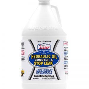 HYDRAULIC OIL BOOSTER & STOP LEAK