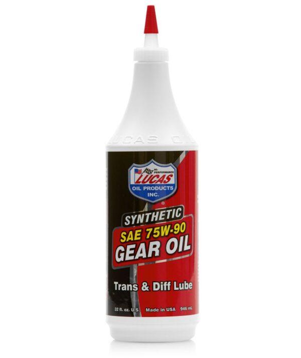 lucas oil sintetiska transmisijas ella 75W-90