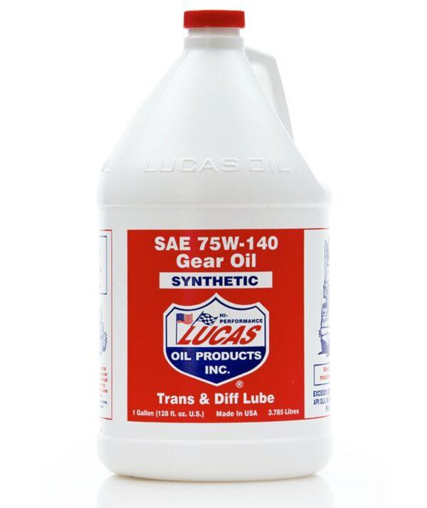 lucas oil sintetiska transmisijas ella 75W-140